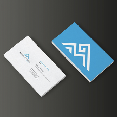 Marketing Business Card Design