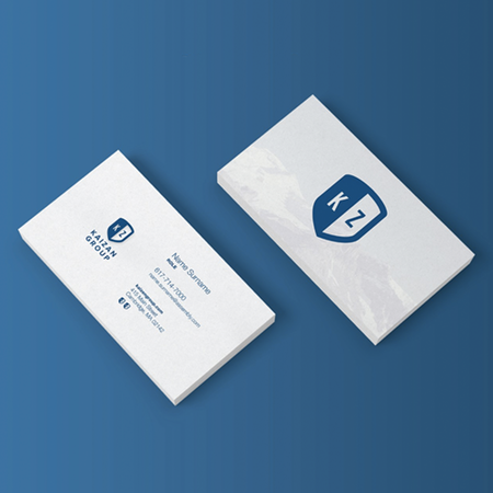 Quality business card design guaranteed 99designs illustration by xnnx colourmoves