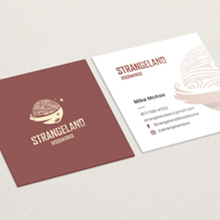 Quality business card design guaranteed 99designs illustration by ludibes colourmoves