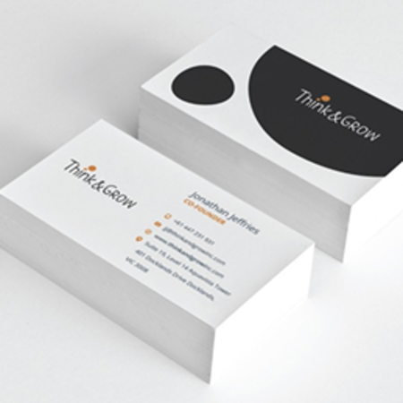 Quality business card design guaranteed 99designs for Industrial design business card