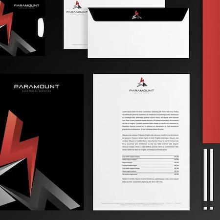 Stationery Design (Not Stationary Design) - Business Stationery ...
